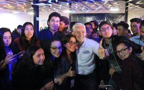 Los jóvenes tienen la capacidad para cambiar la historia de México: Jorge Ramos