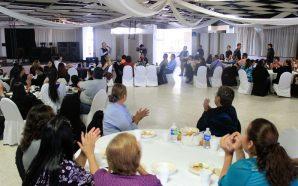 Se reúne Jorge Ramos con líderes comunitarios del Distrito 08
