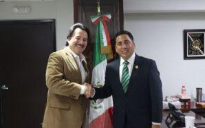Acuerda Presidente Corona trabajar por una Tijuana mejor