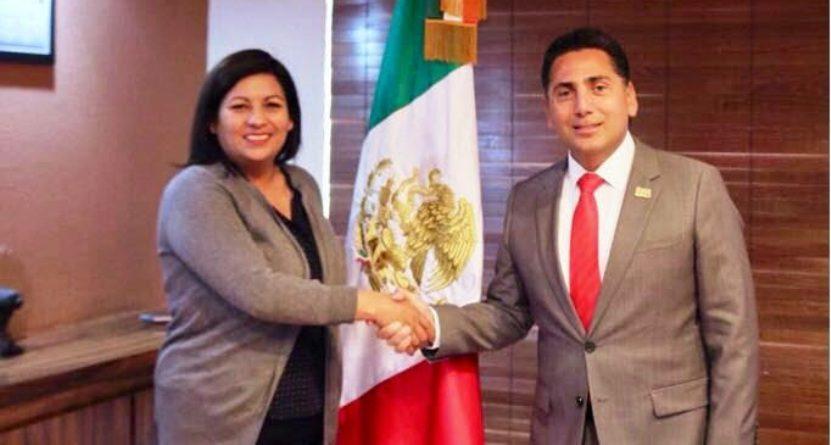 Diputado presidente realiza visita de acercamiento con alcaldes de Tecate y Ensenada