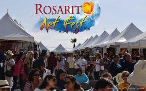 Rosarito Art Fest impulsa el mercado de arte en Baja California IX edición