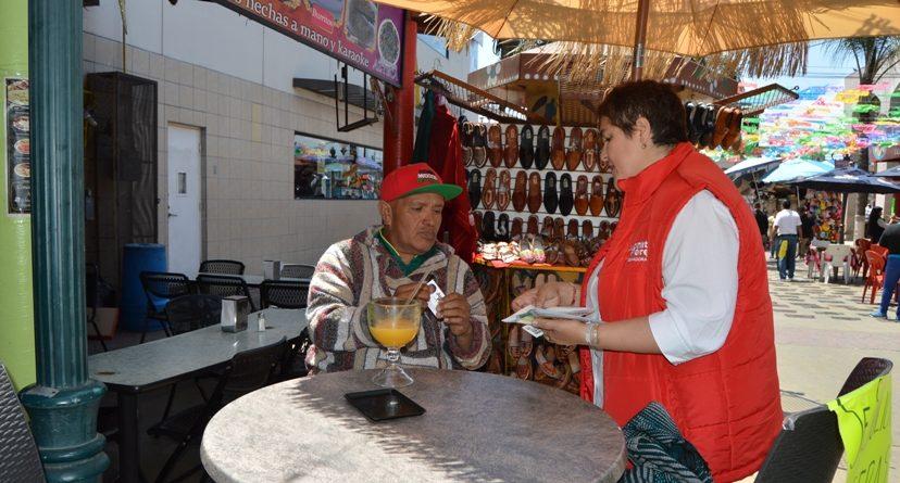 Trato especial para la frontera norte: Juanita Pérez