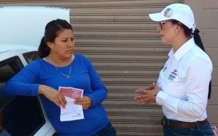 """""""Yo gestionaré la nacionalización gratuita para autos 'chocolates'"""": Adriana López Quintero"""