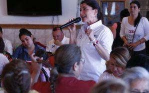 Respaldan líderes de Mesa de Otay a Juanita Perez