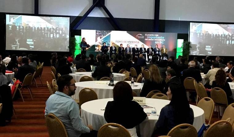 Anuncia Gobierno del Estado que B.C. será sede de laConvención Nacional de CANADEVI 2018