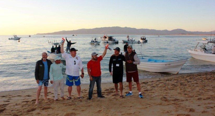 """Abre con gran éxito en San Luis Gonzaga Campeonato Internacional """"Pesca la Baja"""""""