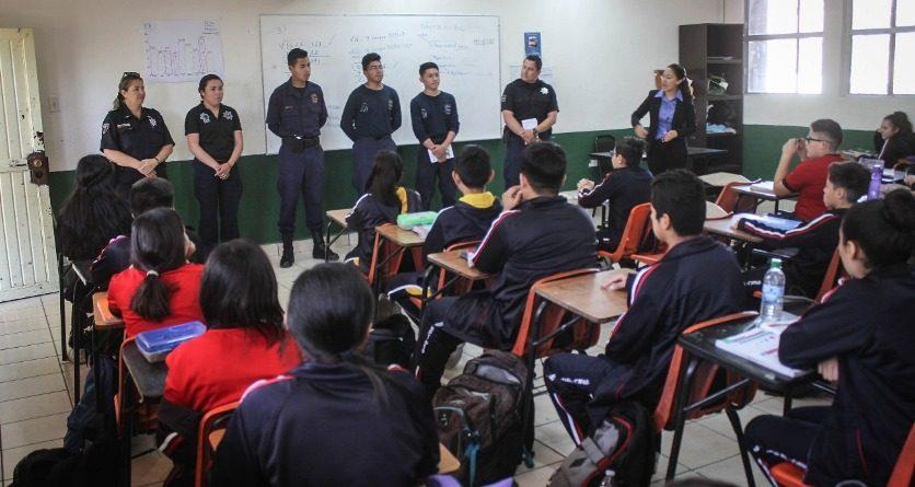 Convocan a jóvenes a integrarse a la Policía Juvenil de Tecate