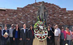 Encabezan autoridades del Gobierno Municipal de Tecate, ceremonia del Día…