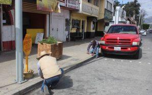 Gobierno Municipal socializa tema de estacionamientos públicos