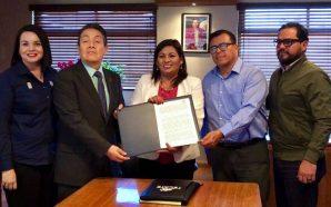 Gobierno Municipal de Tecate Firma de Convenio con ITM