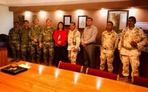 Gobierno Municipal de Tecate sostiene mesa de trabajo con Sedena…