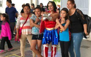 Celebran Día del Niño para deportistas de Tecate
