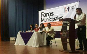 Culminan con éxito los Foros Municipales 2018 para socializar la…