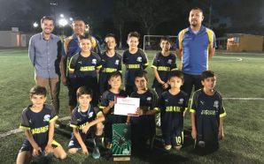 FC Colosio resultó campeón de Torneo FUT7