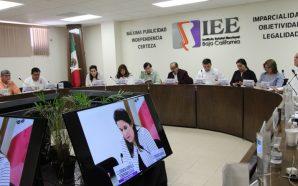 Celebra Consejo General Octava Sesión Extraordinaria