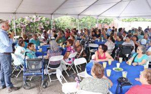 Aumentaremos la pensión de los adultos mayores: Jorge Ramos