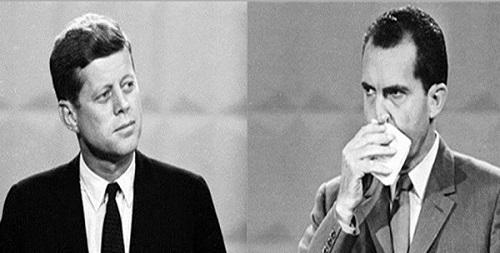 Kennedy y Nixon debaten