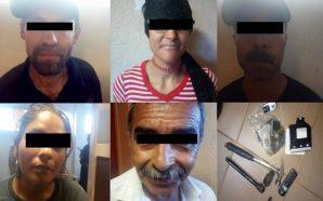 """Detienen a 5 personas en un """"picadero"""" inhalando sustancias tóxicas"""