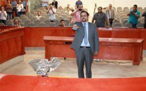 Elige Congreso Local a Alejandro Fragozo como magistrado numerario del…