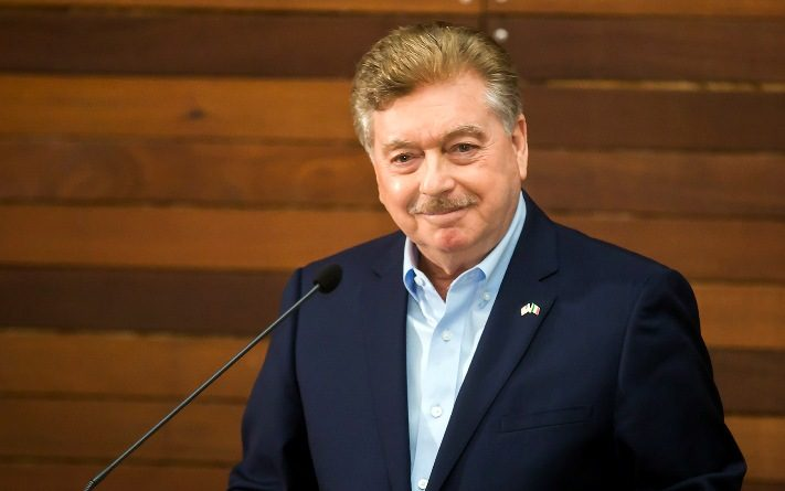 Solicitará Gobernador Francisco Vega a AMLO incluir a Ensenada en propuesta para homologar el IVA en toda la entidad