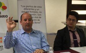 Rechaza Gobierno del Estado aseveraciones del diputado Jorge Núñez Verdugo