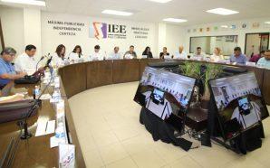 Rinde informe comisión de participación ciudadana y Educación Cívica