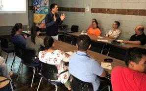 Capacita Gobierno del Estado a emprendedores en Tecate