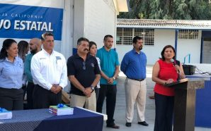 En Tecate arrancó el Ciclo Escolar 2018-2019