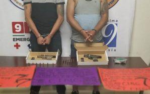 Captura PEP a presuntos sicarios del CJNG; traían armas, droga…