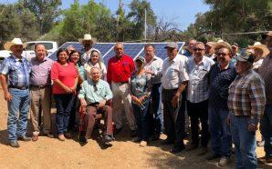 Entregan paneles solares que generarán ahorro en el consumo de…
