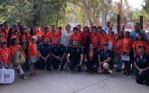 Concluye curso de verano de la Policía Juvenil