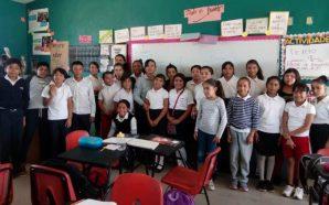 Llevan los programas DARE y DINO a la Zona Rural de Tecate