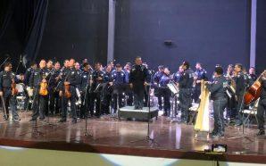 Sinfónica y Mariachi de la Policía Federal celebran en Tecate…