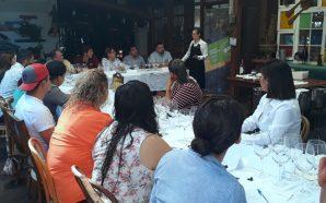 Imparte Gobierno del Estado curso sobre degustación de vinos de…