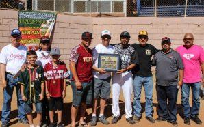 Inauguraron la Liga de Béisbol Infantil y Juvenil de Tecate…