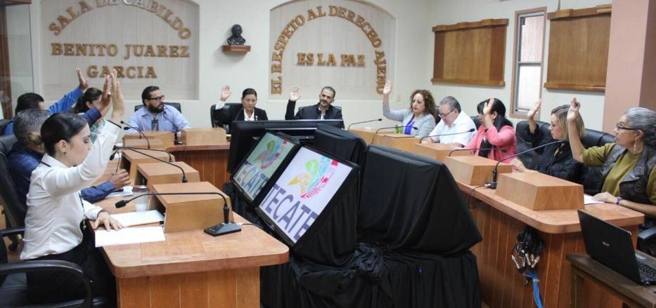 Cabildo de Tecate aprueba donación de equipamiento tecnológico para laBiblioteca Pública