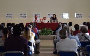 Conferencia literaria en CEART Tecate17° Festival de Octubre