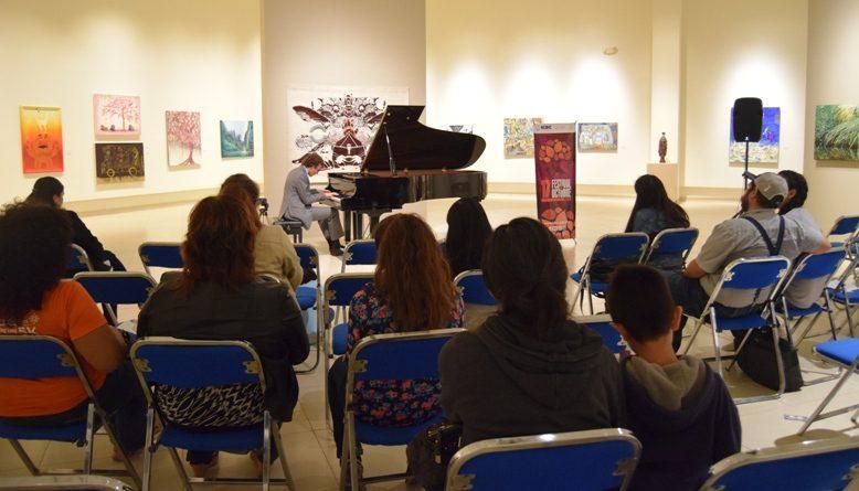 CEART Tecate lleva a cabo Recital de piano a cargo de Víctor Montiel