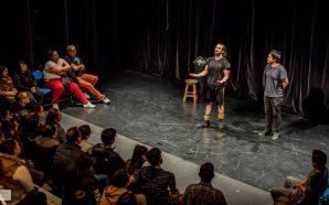 Encuentro monólogo teatral dentro del 17° Festival de Octubre