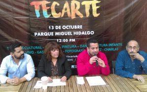 Presentan tercera edición del festival TecArte 2018