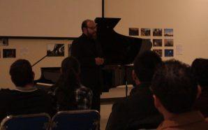 Presentó CEART Nosferatu concierto incidental por Iván Velázquez