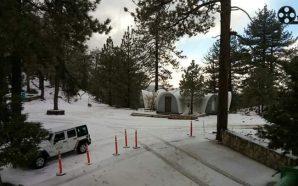 La primera nevada del año en Baja California, se registró…