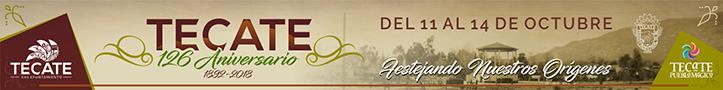 126 Aniversario de Tecate