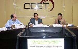 Sesiona en Tecate Comisión de Medio Ambiente y Desarrollo Sustentable…