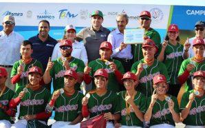Orgullo tecatense Manny Estrada, campeón panamericano Sub 14