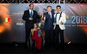 Encabeza Gobernador Kiko Vega Gala Deportiva 2018