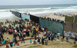 Autoridades de B.C., rebasadas por migrantes