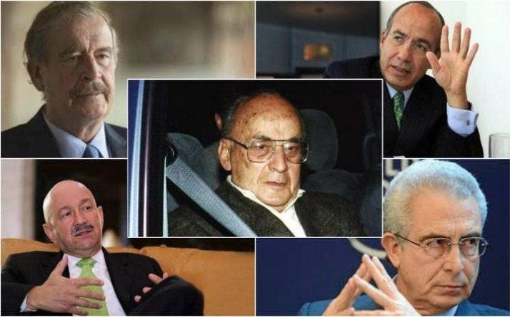 Quitan pensión a expresidentes