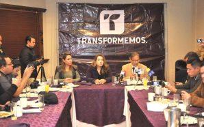 Reitera Partido TRANSFORMEMOS rechazo a nuevos impuestos estatales y alza…
