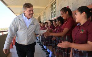 Canaliza Gobierno del Estado recursos para el pago a maestros…